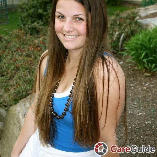 Child Care Provider Lauren M's Profile Picture