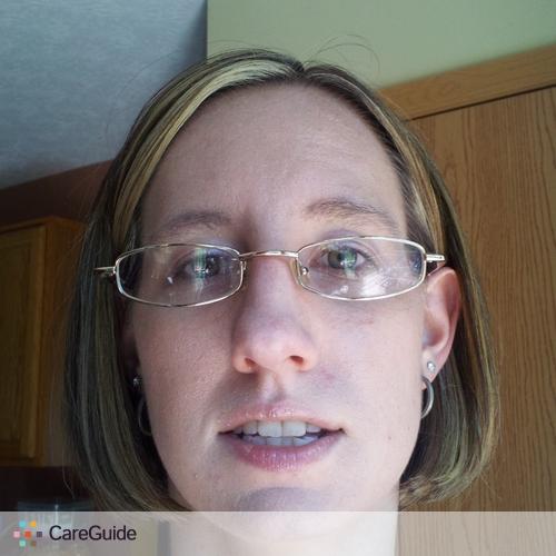 Child Care Provider Jennifer Sander's Profile Picture