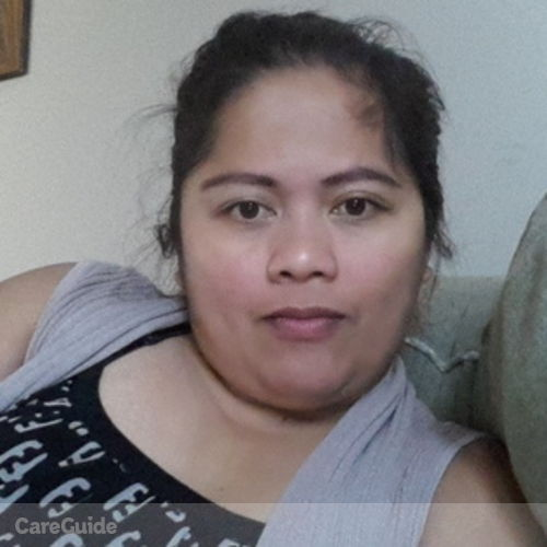 Housekeeper Provider Reselyn Javier's Profile Picture