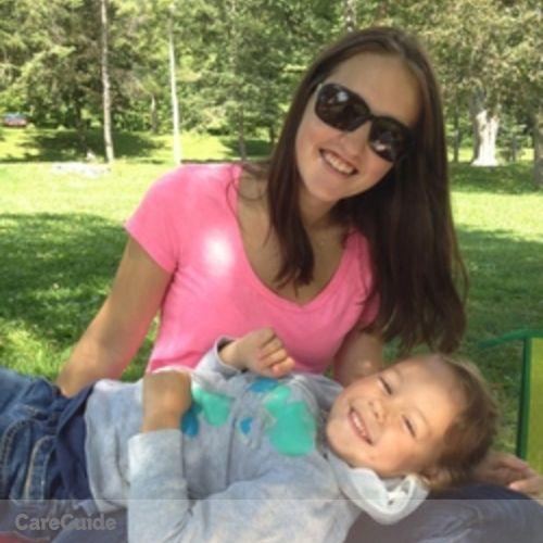 Canadian Nanny Provider Amanda Asselin's Profile Picture