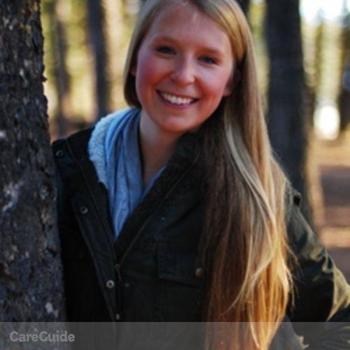 Canadian Nanny Provider Julie Bjork's Profile Picture