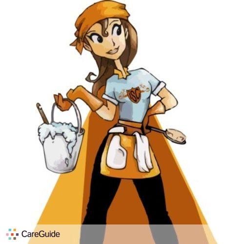 Housekeeper Provider Paula Cabrera's Profile Picture