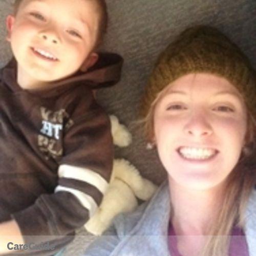 Canadian Nanny Provider Tahlia Gosling's Profile Picture
