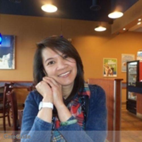 Canadian Nanny Provider Doreen Jimenez's Profile Picture