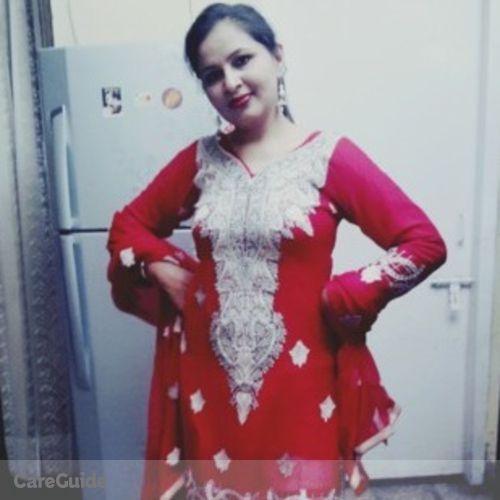 Canadian Nanny Provider Kranti Ratti's Profile Picture