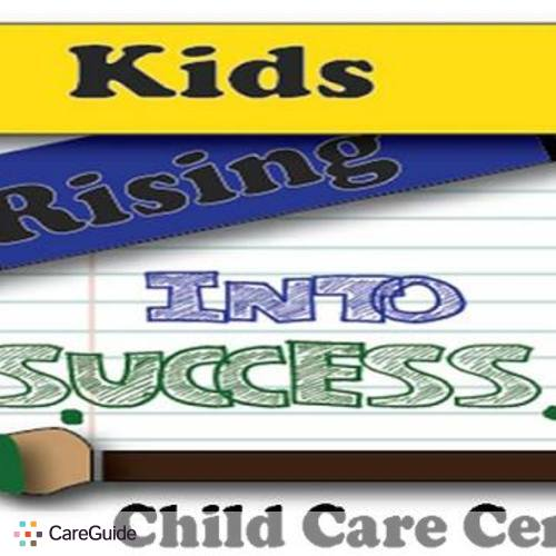 Child Care Provider Kids Rising Into Sucess Childcare Center's Profile Picture