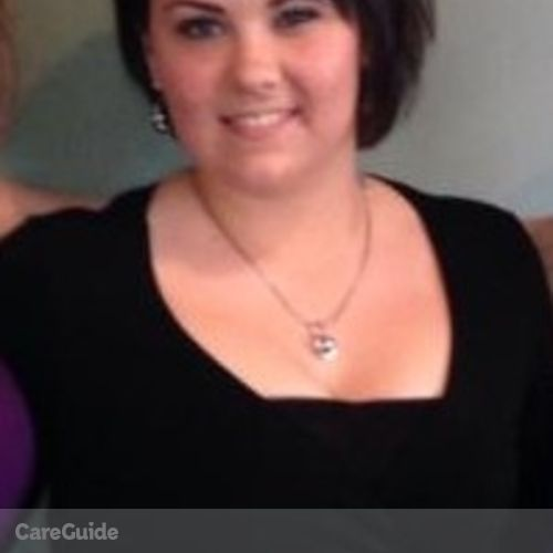 Canadian Nanny Provider Rachael Kilpatrick's Profile Picture