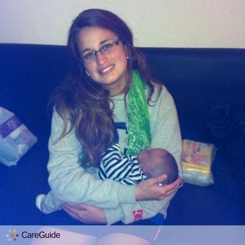Child Care Job Rocio Moreno's Profile Picture