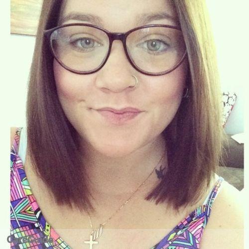 Canadian Nanny Provider Tori Brooks's Profile Picture