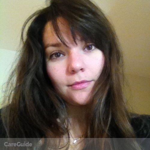 Canadian Nanny Provider Natalia Albuquerque's Profile Picture