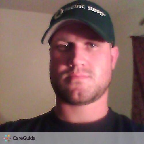 Roofer Provider Adam Mitchell's Profile Picture
