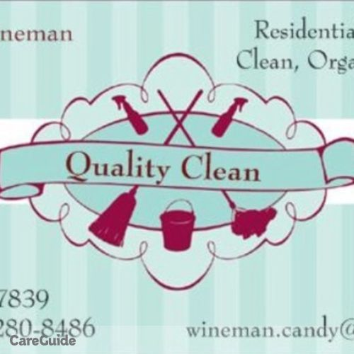 Housekeeper Provider Candy Wineman's Profile Picture