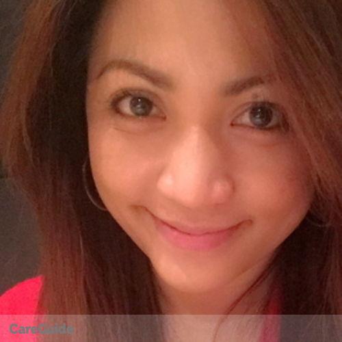 Canadian Nanny Provider Marichu Dela cruz's Profile Picture