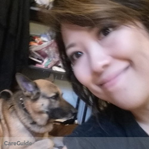 Pet Care Provider Crystal Lee's Profile Picture