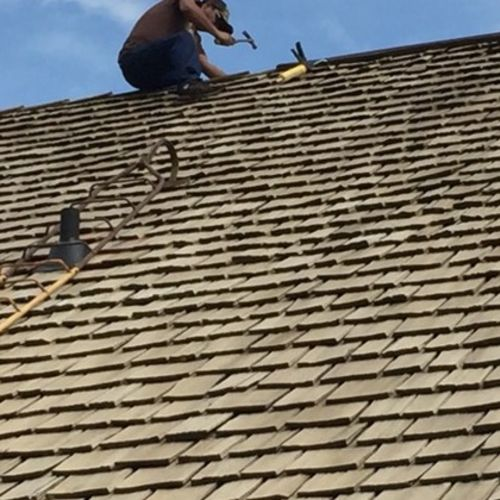 Roofer Job Ted T Gallery Image 3