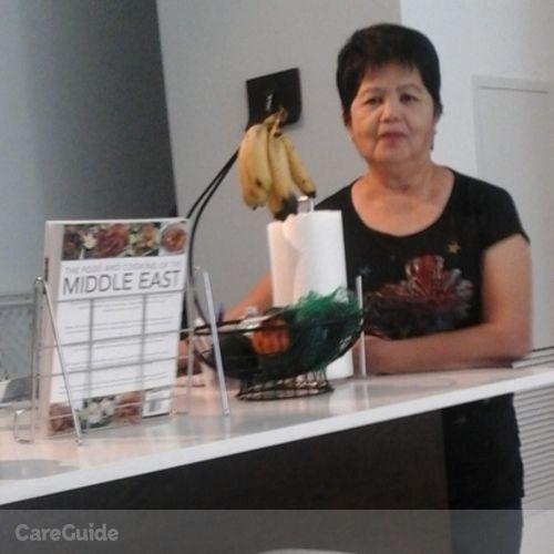 Canadian Nanny Provider Josie Lacambra's Profile Picture