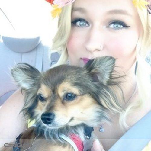Pet Care Provider Ashley Mattinen's Profile Picture