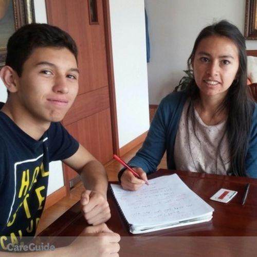Tutor Provider Angelica Penaloza's Profile Picture