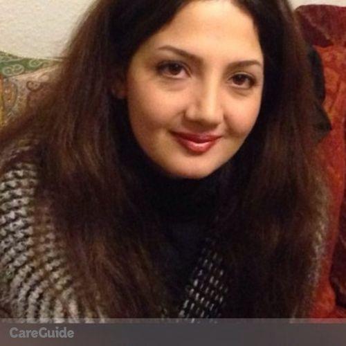 Canadian Nanny Provider Pegah Nevissi's Profile Picture
