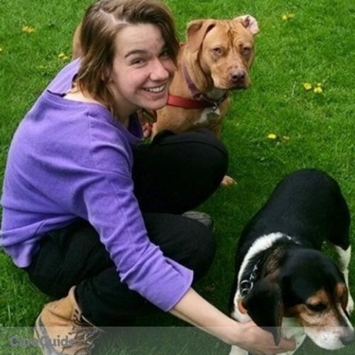 Pet Care Provider Jamie McCabe's Profile Picture