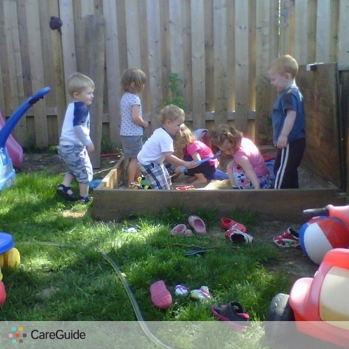 Daycare Provider in Grimsby