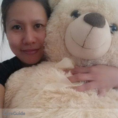 Canadian Nanny Provider Alma's Profile Picture