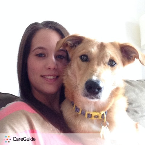 Pet Care Provider Caitlin Arledge's Profile Picture