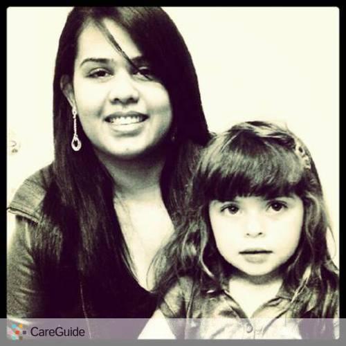 Child Care Provider leticia ribeiro's Profile Picture