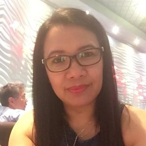 Canadian Nanny Provider Jocelyn Dela Cruz's Profile Picture