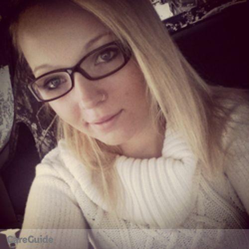 Canadian Nanny Provider Nadja Renard's Profile Picture