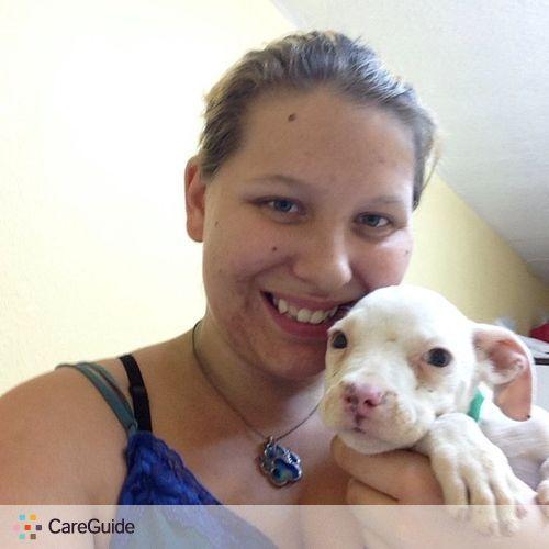Pet Care Provider Aubrey B's Profile Picture