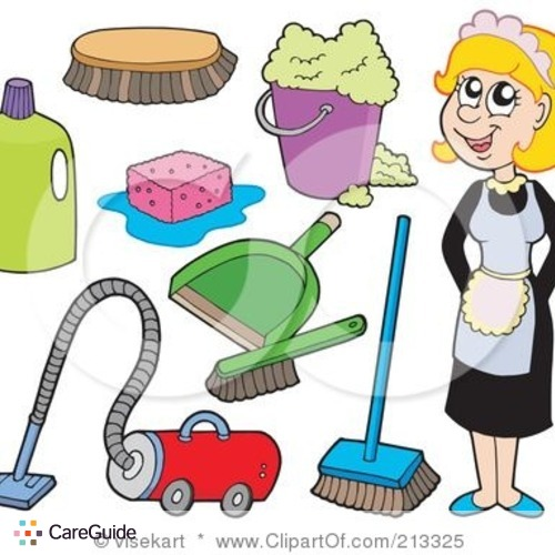 Housekeeper in Vacaville