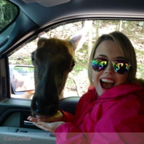 Canadian Nanny Provider Jessie Frenken's Profile Picture