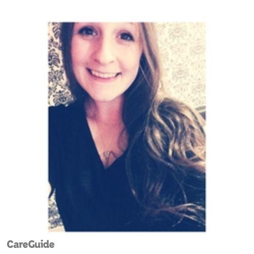 Canadian Nanny Provider Emma 's Profile Picture