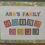 Ana's Family Child Care - (Methuen)