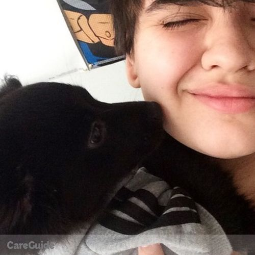 Pet Care Provider Sid Martinez's Profile Picture