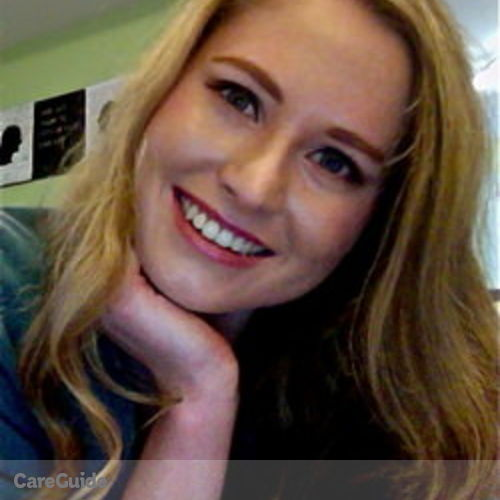 Canadian Nanny Provider Nicole Broughton's Profile Picture