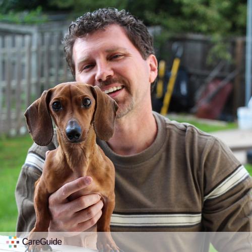 Pet Care Provider Darin Henderson's Profile Picture