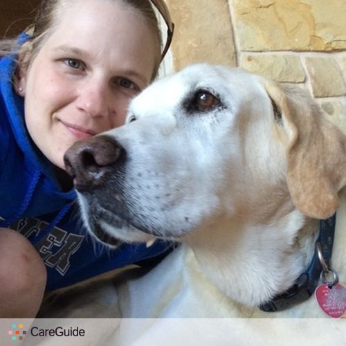 Pet Care Provider Missy Gestring's Profile Picture