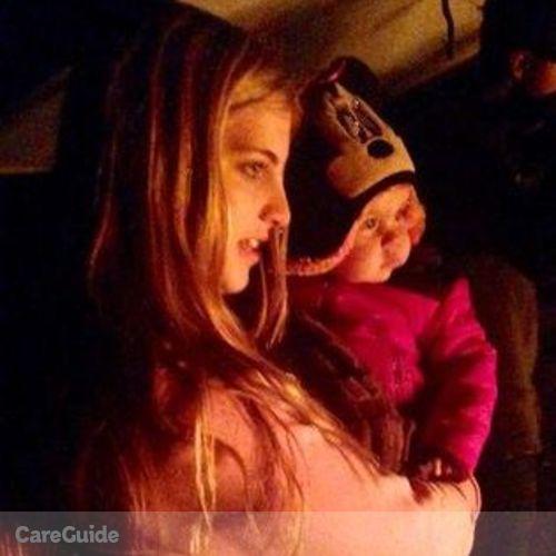 Canadian Nanny Provider Charlotte Kidd's Profile Picture