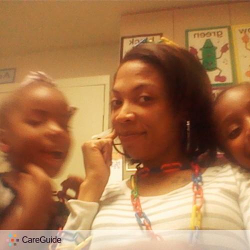Child Care Provider Dominique M's Profile Picture