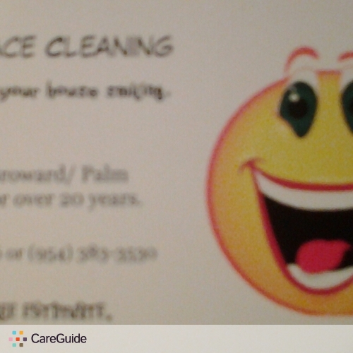 Housekeeper Provider Happyface Cleaning L's Profile Picture