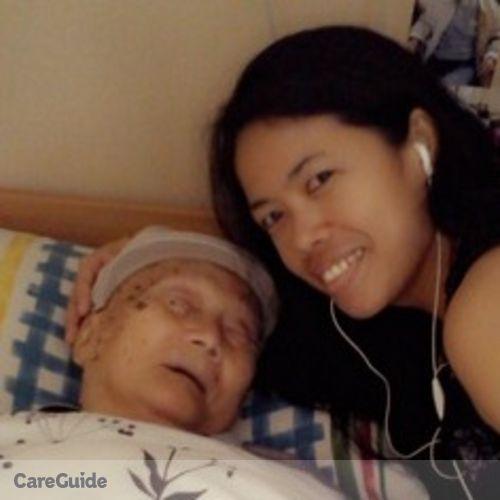 Elder Care Provider Riza Septuado's Profile Picture