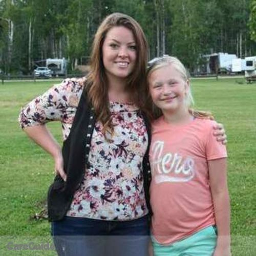 Canadian Nanny Provider Alexandra Gregson's Profile Picture