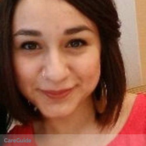 Canadian Nanny Provider Kheyla Gomez's Profile Picture