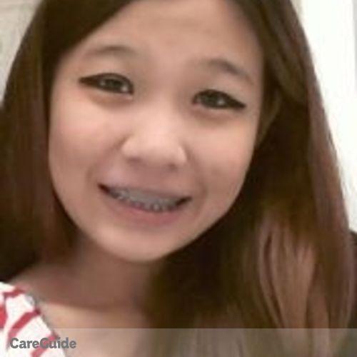 Canadian Nanny Provider Yvonne Tan's Profile Picture