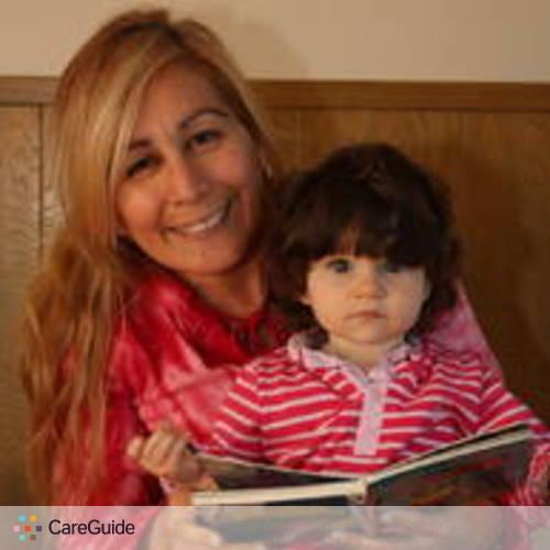 Child Care Provider Cayetana Gamarra's Profile Picture