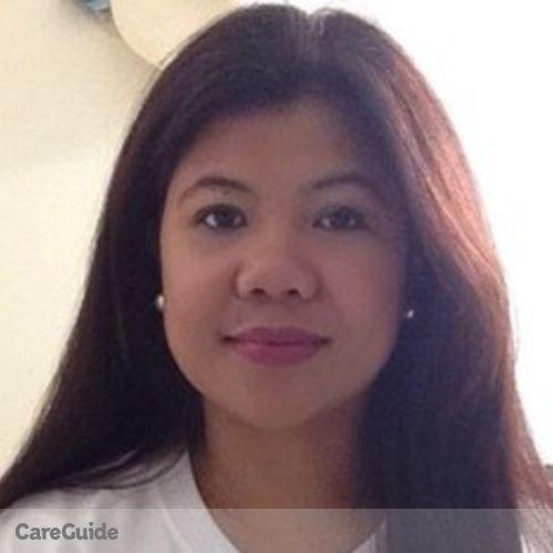 Canadian Nanny Provider Louida Calucab's Profile Picture