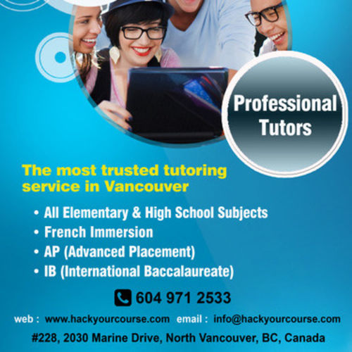 Tutor Job Hack Your Course Tutoring and Education L Gallery Image 2