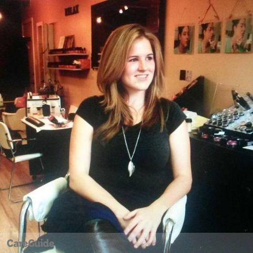 Canadian Nanny Provider Lacie Dearsley's Profile Picture